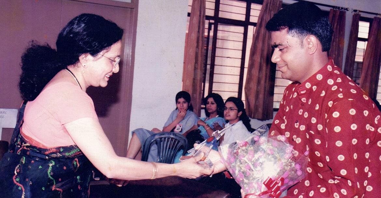 Acharya V Shastri 3