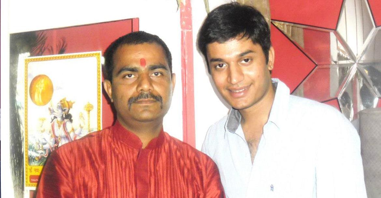 Acharya V Shastri 4