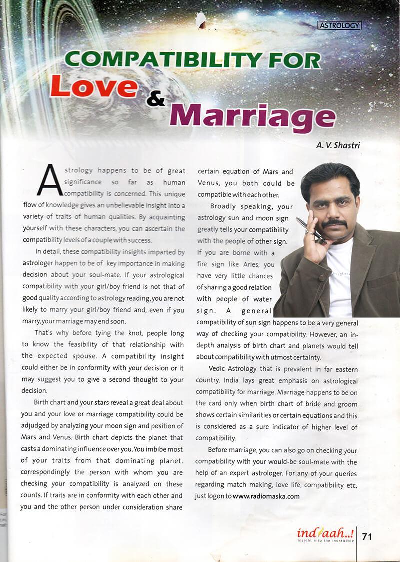 International Travel Magazine