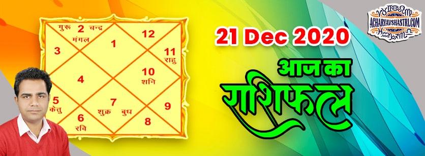 21 Dec Aaj Ka Rashifal | आज का राशिफल | मेष से मीन