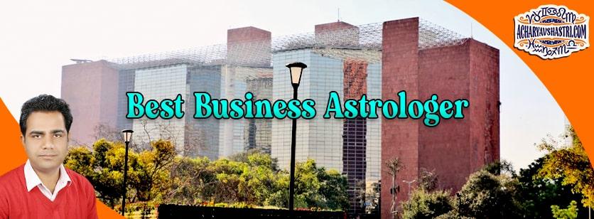 Best Business Astrologer