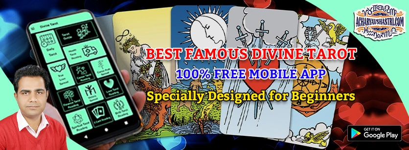 Best Famous Accurate Best DIVINE TAROT 100%Free Mobile App