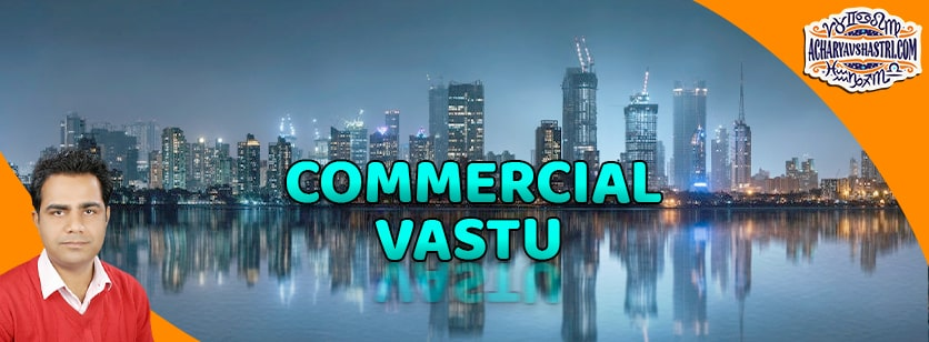 Vastu Advice For The Commercial Complex, Commercial Vastu and industrial vastu By Acharya V Shastri