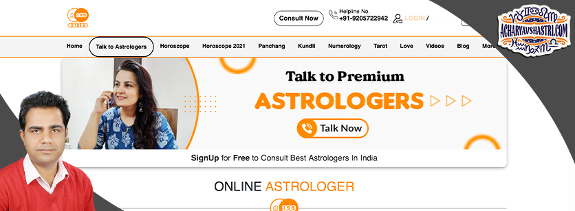 Astrology Helpline D i a l 1 9 9