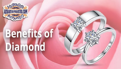 What are the Benefits of Heera or diamond