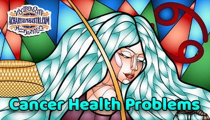Cancer Sign - Health and Medical Astrology