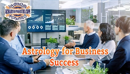 Astrology for Business Success