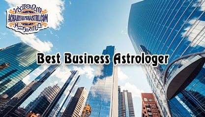 Best Business Astrologer
