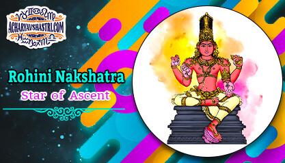 Rohini Nakshatra – Start of Ascent