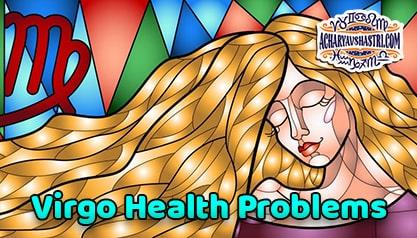 Virgo Sign - Health and Medical Astrology